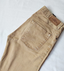 H&M bež pantalone