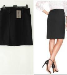 Suknja crna m/l