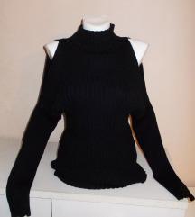 Rolka/džemper sa golim ramenima