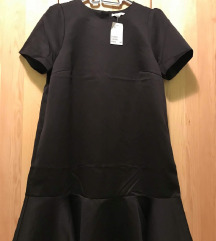 H&m crna haljina NOVA sa etiketom
