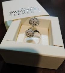 Swarovski, prsten, novo