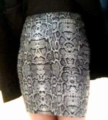 Mini suknja s/m