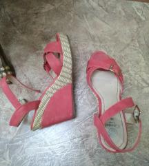 Sandalice na plutu