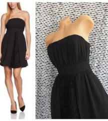 VILA *-* crna večernja korset haljina HOLANDIJA