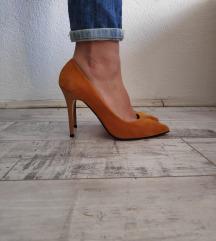 Elegantne oker salonke (10cm)  36-40 SNIZENE