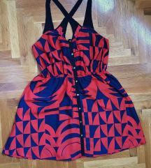 Lagana letnja haljinica L