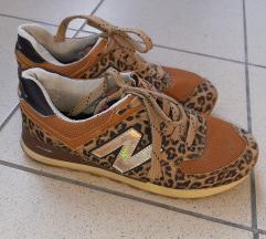 New balance animal print patike br37,5,ug23,7cm