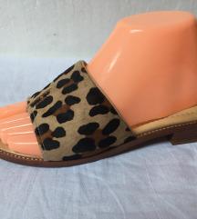 Unisa papuce- pravo krzno