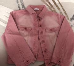 pink teksas kratka jaknica