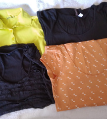 Paket garderobe 36 S