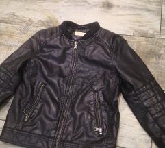 HM kozna jakna za decake 134