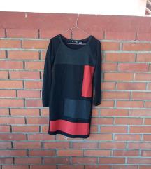 REDOUTE geometrijska haljina