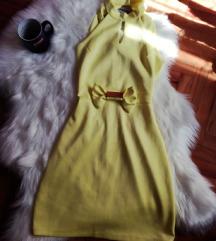 Žuta haljina XS-S