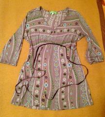 Kvalitetna bluza-tunika, Made in SLO