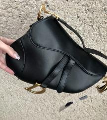 Dior saddle mini bag