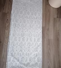 Zavesa bela