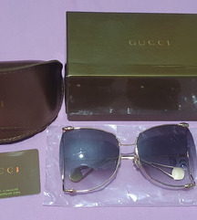 Gucci naocare 0252s butterfly braon
