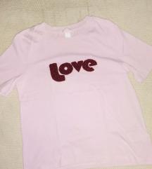 Hm roze majica