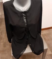 Atraktivna crna kosulja, M, NOVO