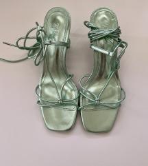 Zara sandale kožne 38 novo