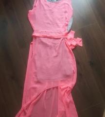 SNIZENA Pink haljina