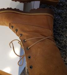Timbreland oker cipele 25 cm
