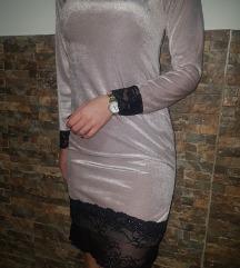 Plišana haljinica