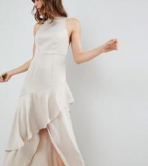 NOVA SATENSKA haljina ASOS (neraspakovana)