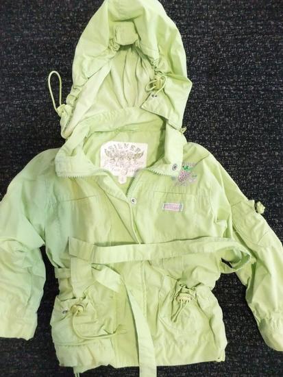 Jungle jakna vel 4