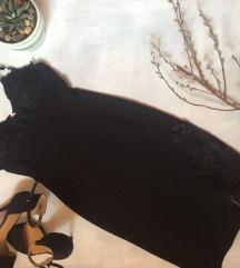 Rez Crna haljina 36, S