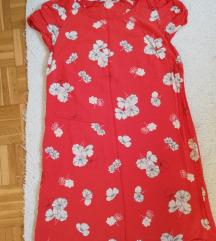 Lepršava, cvetna haljina