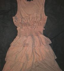 Tally weijl roze haljinica AKCIJA 500