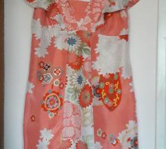 svila 100% haljina