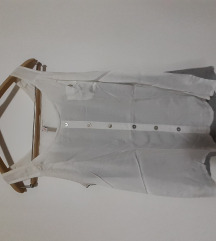 Bela košuljica/ majica