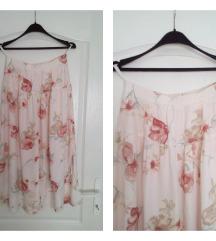 Leprsava cvetna suknja