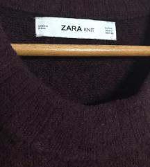 ZARA oversize džemperić