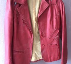 Guru kožni sako jaknica