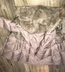 Perjana jakna pravo krzno