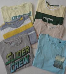 Dečija garderoba vel. 128-134