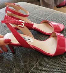 Clarks Pink Sandale