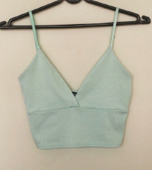 Misguide mint top