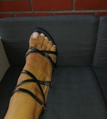 Sandale kozne  Roberto Santi/snizene