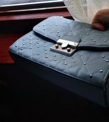 Nezno plava torbica