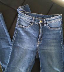 H&M skinny farmerice 36/S