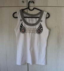 NOVA bela pamučna majica