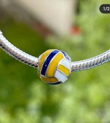 PANDORA odbojkaška lopta S925