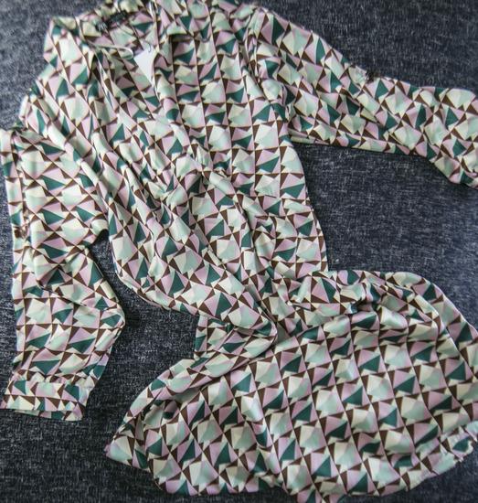 dostupna! Midi Zara haljina u printu, vel. XS