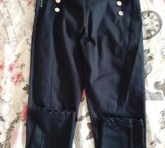 Pantalone sa dubokim pojasom