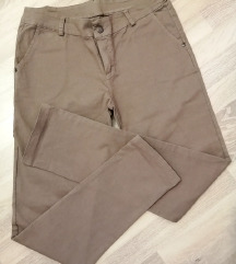 Uske poslovne pantalone - vel. L/XL