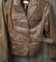 Kožna jakna S   popust 900